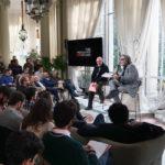 The Mediapro Studio se presenta en Madrid en un acto encabezado por Jaume Rourés y Tatxo Benet