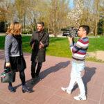 Medina Media prepara 'Andaluces por América' para Canal Sur
