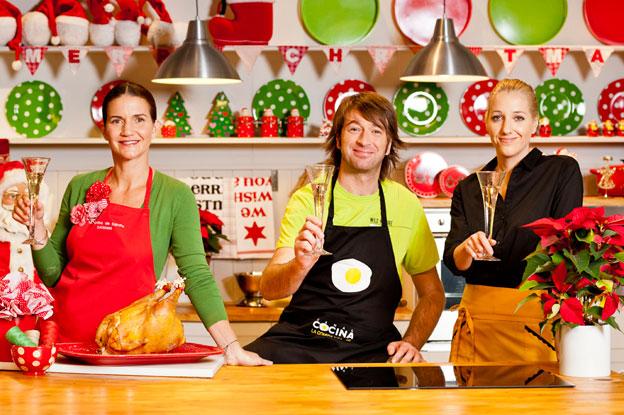 Canal cocina presenta men s navide os r pidos y low cost audiovisual451 - Diana cabrera canal cocina ...