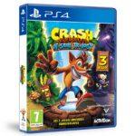'Crash Bandicoot N.Sane Trilogy' para PS4 fue el videojuego más vendido en España en junio