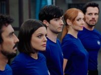 'Cuerpo de élite' presenta a sus personajes