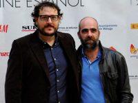 Dani de la Torre con Luis Tosar.