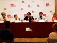 El cuarto Festival Internacional de Cine Infantil de Valencia homenajea a los cineastas Cruz Delgado y Antonio Zurera y a la actriz Anabel Alonso