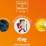 El Lab de RTVE.es presenta 'Factoría de Webdocs', una iniciativa para coproducir documentales interactivos