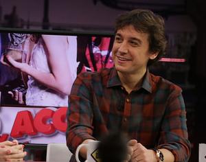 Javier Veiga en 'El Hormiguero'.