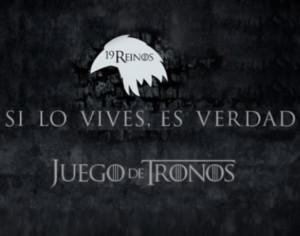 Juego de Tronos 19 reinos canal+