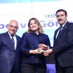 Kanal D International recibe por segunda vez un premio por su labor exportadora en Turquía