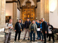 Salamanca y Valladolid acogen la grabación de 'Magi', nueva serie de Amazon