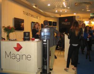 Magine MIPCOM 2013