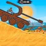 Moto X3M, nuevo juego de motocross que pone a prueba la rapidez y el equilibrio
