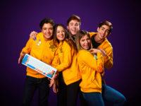 Mediapro y Viacom International Studios inician en Bogotá la grabación de 'N00bees'