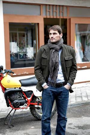 Ochentame otra vez Iker Casillas d