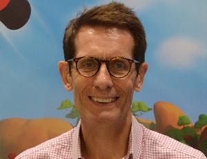 Paul Robinson traza la estrategia para Imira Entertainment: más contenidos originales, apertura a las coproducciones y expansión de las ventas internacionales
