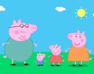 Peppa Pig eone films spain