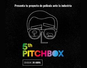 Abierta la convocatoria de largometrajes de ficción para la quinta edición de Pitchbox