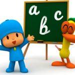'Pocoyo' presenta dos apps para aprender las primeras palabras y números