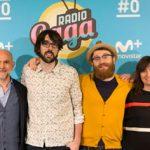 'Radio Gaga', nuevo programa de #0 con Manuel Burque y Quique Peinado, comienza sus grabaciones