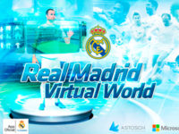 Real Madrid Virtual World, nueva app de Realidad Virtual