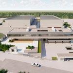 Comienza la construcción de la fase 2 de Ciudad de la Tele, ahora llamada Secuoya Studios