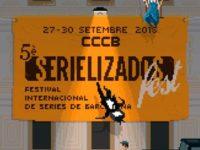 La quinta edición del Serielizados Fest tendrá lugar del 27 al 30 de septiembre de 2018