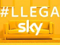 Sky ya está disponible en España por 10 euros al mes