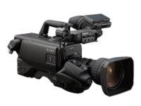 Sony presenta la nueva generación de cámaras de sistema de producción en directo