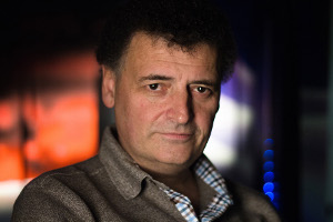Picture Shows: Steven Moffat (Executive Producer  Doctor Who)