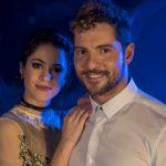 David Bisbal y Martina Stoessel graban el videoclip de 'Tadeo Jones 2'