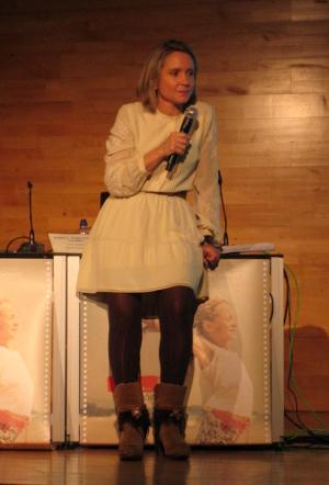Teresa Fdez Valdes CIMA 2015