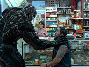 El Puente del Pilar incrementa la taquilla cinematográfica un 20 por ciento con 'Venom' nuevamente en cabeza