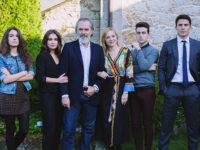 La serie de Telecinco 'Vivir sin permiso' también se presentará en el marco del Festival de San Sebastián