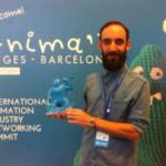 'Yo, Elvis Riboldi', premio al mejor proyecto en Anima'T 2014