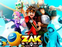 'Zak Storm' – estreno 16 de octubre en Clan