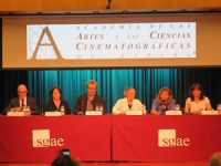 La Academia de cine española y la catalana exploran vías de colaboración