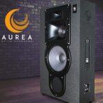LW Speakers lanza la marca de altavoces Aurea para Home Cinema y Salas VIP en CineEurope 2017