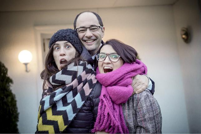 Concluye el rodaje de 'Bajo el mismo techo', la nueva comedia de Juana Macías, producida por Feelgood Media