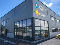 CinemaNext inaugura sus nuevas instalaciones en Blegny, París y Düsseldorf