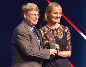 Dolby recibe el premio The International Honor for Excellence en IBC de Amsterdam