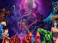 Ma non troppo – Cómic publica el libro 'El universo de los superhéroes' escrito por el periodista Manuel López Poy