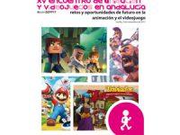 Más de cien personas participarán en el XV Encuentro de Animación y Videojuegos del Festival de Sevilla