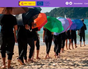 La Oficina Europa Creativa-Cultura renueva su web, con nuevas secciones y recursos multimedia