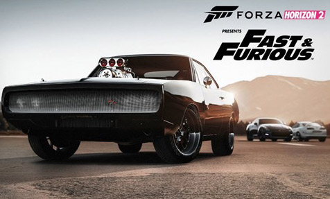 La franquicia cinematográfica 'Fast and Furious' pasa al videojuego de la mano de 'Forza' para Xbox
