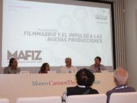 Film Madrid presenta en Málaga tres proyectos apoyados con ayudas a desarrollo de largometrajes de la Comunidad de Madrid