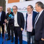 """Los Festivales de San Sebastián, Málaga y Huelva apuestan por """"un trabajo compartido"""" en favor del cine iberoamericano en el V Foro Egeda-Fipca"""