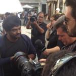 Los rodajes en la ciudad de Málaga crecieron un 12,4 por ciento en 2013