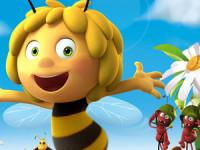 'La abeja Maya: los juegos de la miel' – estreno en cines 9 de febrero