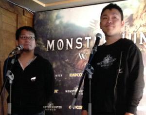 Capcom y Koch Media presentan oficialmente en Madrid 'Monster Hunter: World'
