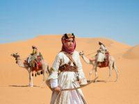 El productor Andrés Vicente Gómez finaliza el rodaje en Arabia Saudí de 'Nacido Rey', una superproducción dirigida por Agustí Villaronga