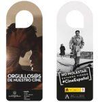 La Academia de Cine y el ICAA lanzan una campaña de promoción del cine español bajo el lema 'Orgullos@s de nuestro cine'