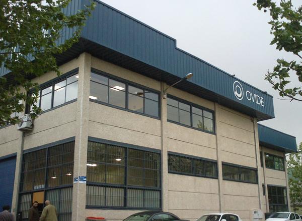Ovide presenta sus nuevas instalaciones de la localidad - Schmidt san sebastian de los reyes ...